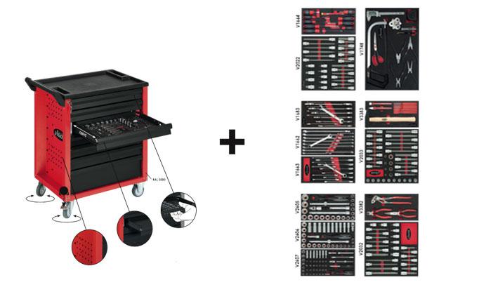 Vigor Werkzeughalter - Steinbeisser Werkzeuge