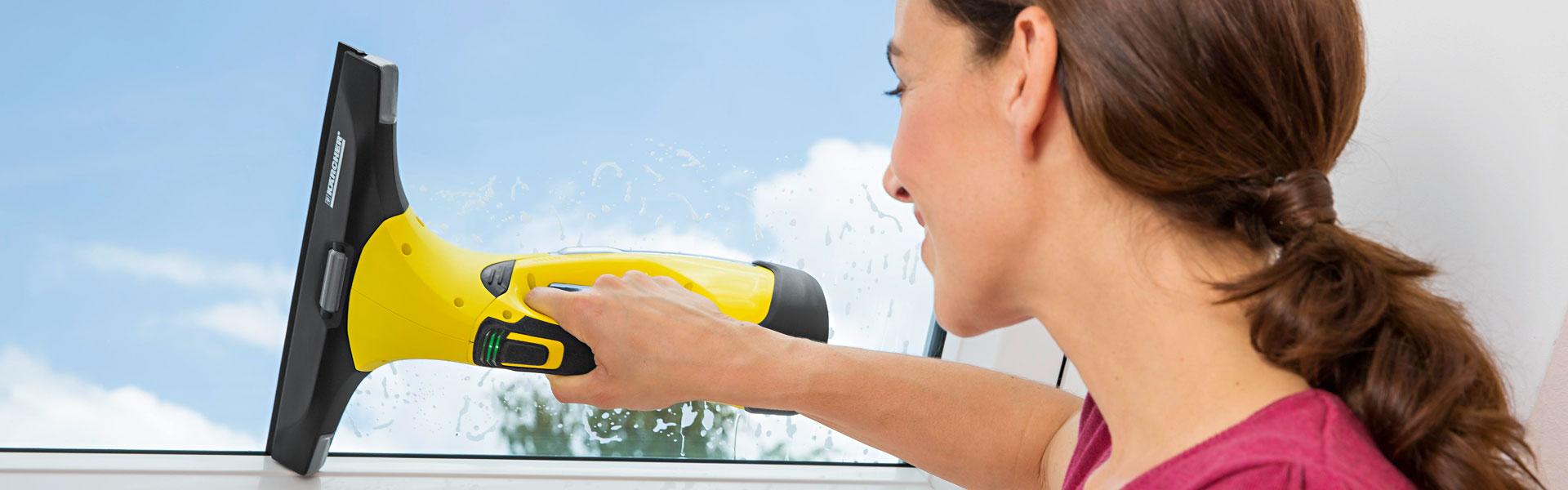 Kärcher Fensterputzer - Steinbeisser Werkzeuge