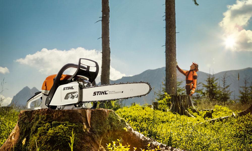 Stihl Motorsäge - Steinbeisser Werkzeuge