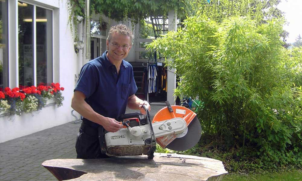 Portrait - Steinbeisser Werkzeuge